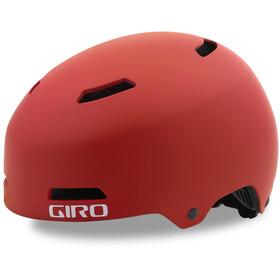 Giro Dime FS Cykelhjälm Barn röd